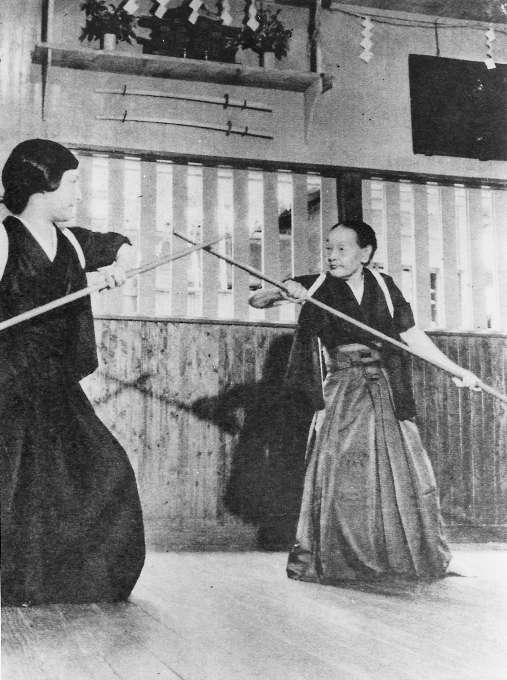 Toda-ha Buko-ryu naginata